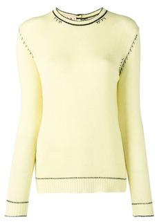 Marni basic cashmere jumper