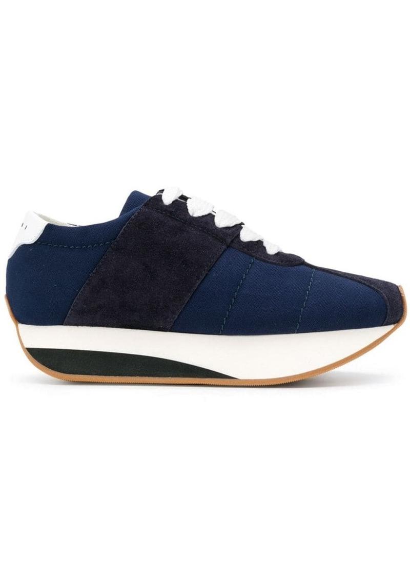 Marni Bigfoot flatform sneakers
