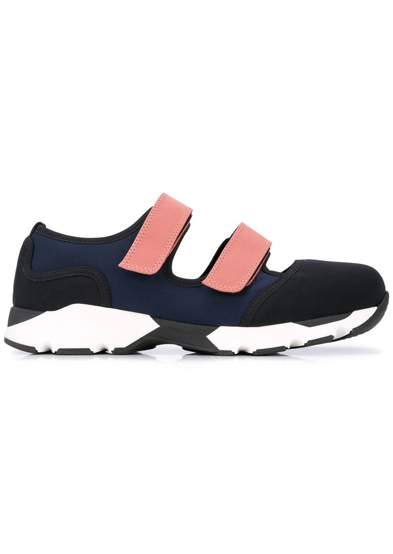 Marni Bimba cut-out sneakers