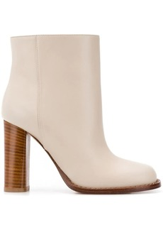 Marni block ankle boots
