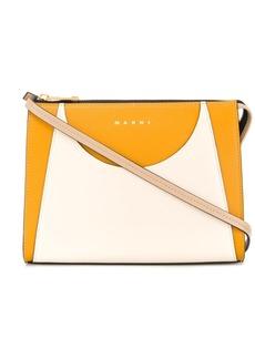 Marni block colour shoulder bag