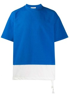 Marni block colour T-shirt