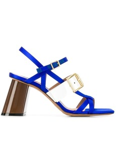 Marni buckled strappy sandals