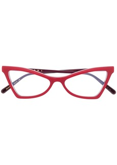 Marni cat-eye glasses