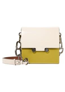 Marni Chain Link Colorblocked Box Bag
