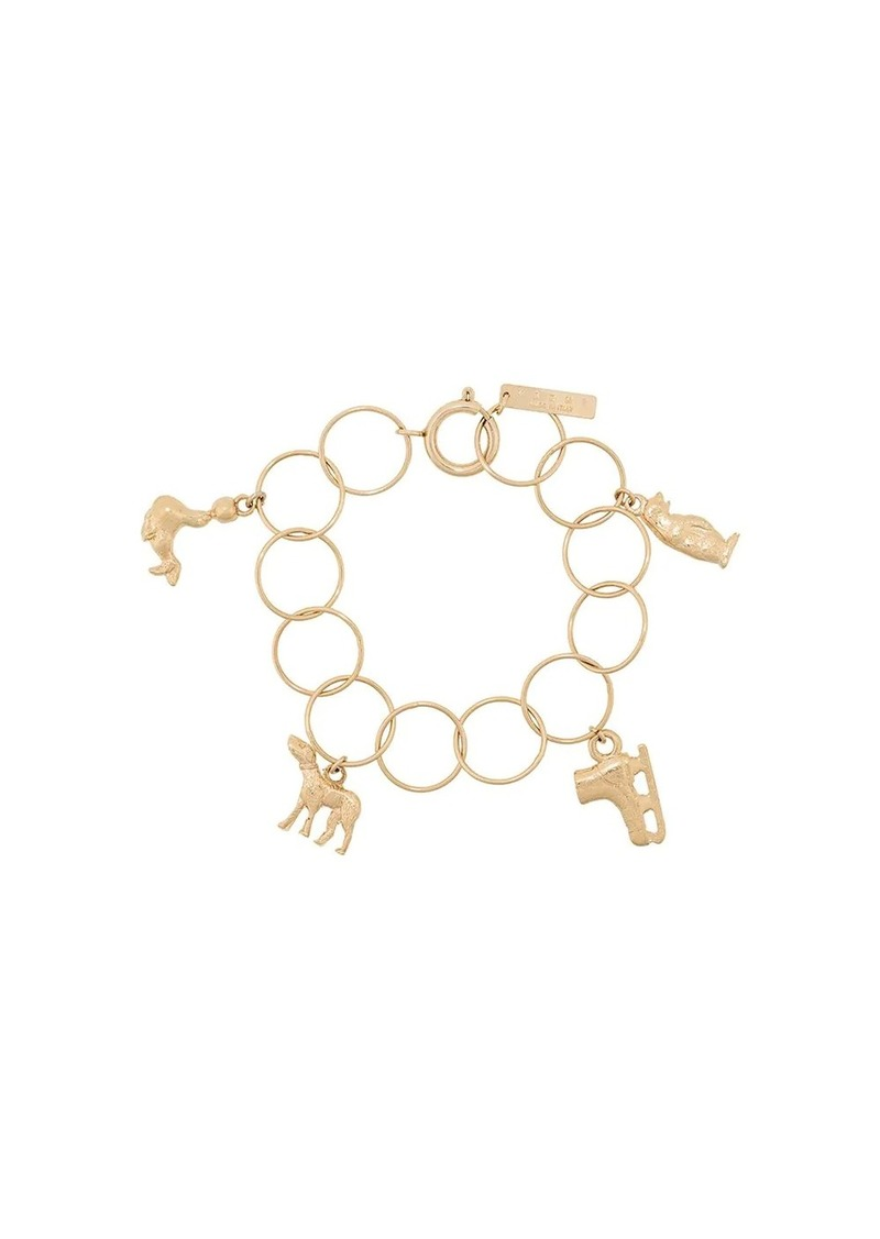 Marni charm bracelet