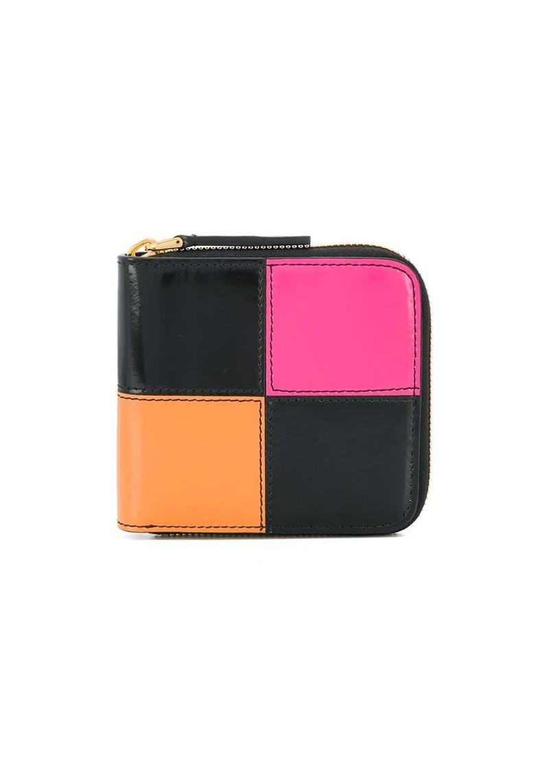 Marni check pattern wallet