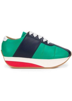 Marni chunky lace up sneakers