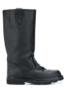 Marni chunky sole mid-calf boots