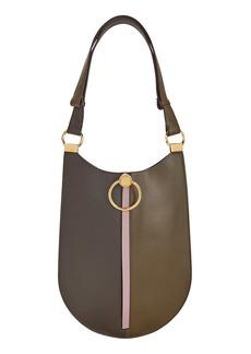 Marni Colorblock Hobo Shoulder Bag