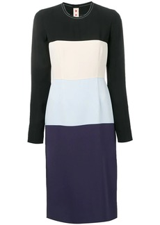 Marni colour block dress