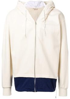 Marni colour block hoodie