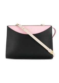 Marni colour block shoulder bag