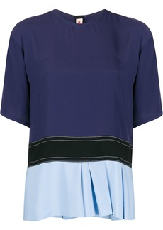 Marni colour block T-shirt