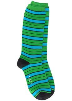 Marni contrasting striped socks