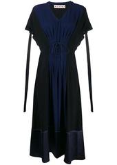 Marni corset front dress