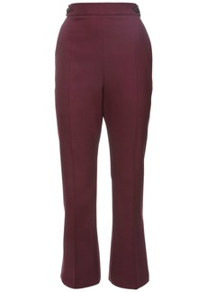 Marni Crop Wool Gabardine Pants