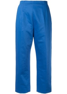 Marni cropped tapered trousers