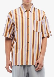 Marni Degrade Stripe Short Sleeve Shirt