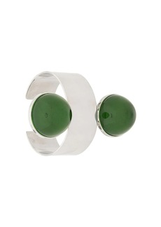 Marni double gemstone bangle