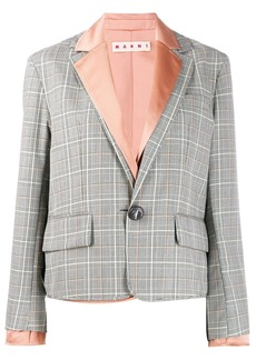 Marni double-layer blazer