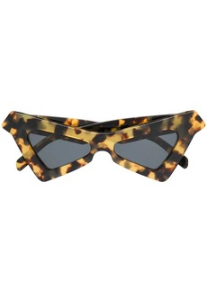 Marni dramatic cat-eye sunglasses