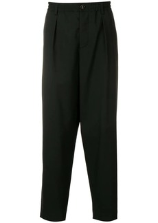 Marni drop crotch trousers