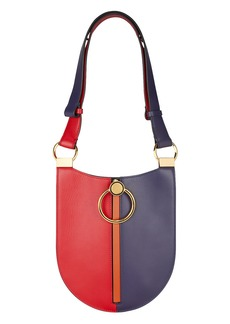 Marni Earring Colorblock Small Oval Bag