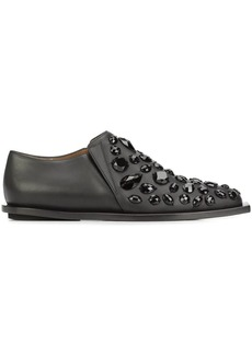 Marni embellished loafers