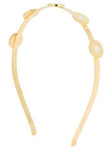 Marni Enameled Multi Hoops Headband