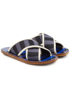 Marni Fabric Sandals