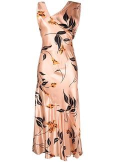Marni floral-print maxi dress