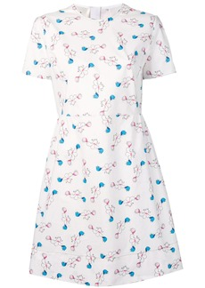Marni floral T-shirt dress