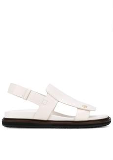 Marni Fussbett two-plate sandal