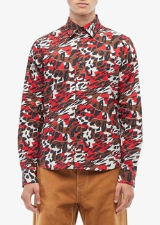 Marni Future Camo Button Down