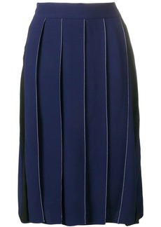 Marni Goma pleat skirt