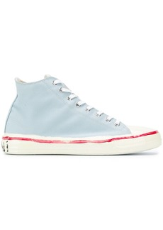 Marni Graffiti hi-top sneakers