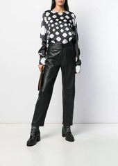 Marni graphic print blouse