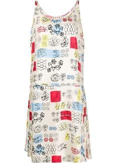 Marni graphic print dress