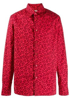 Marni graphic print shirt