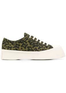 Marni graphic print sneakers