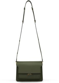 Marni Green Medium Trunk Bag
