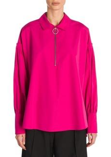 Marni Half-Zip Shirt