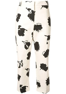 Marni Happy print trousers