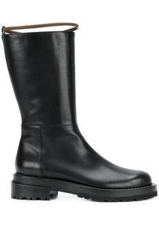 Marni harness strap mid-calf boots