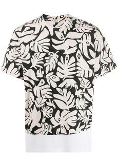 Marni Hawaiian print T-shirt