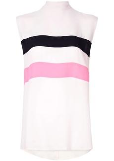 Marni high neck blouse