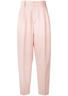 Marni high-waist tapered trousers