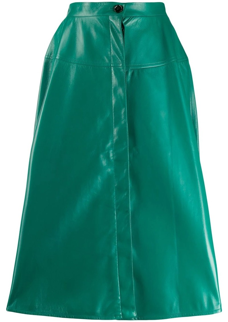 Marni high-waisted skirt