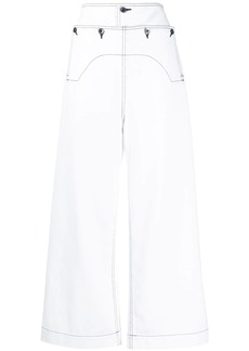 Marni high waisted trousers